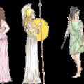 dessins-de-femmes-greqes-antiques