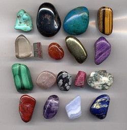 L'origine des pierres de naissances
