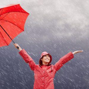 Le parapluie : un élément de style avant tout